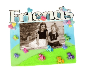 DIU Friends Frame