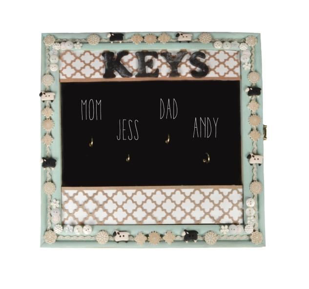 DIU Home keys